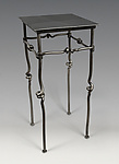 Metal Side Table by Rob Caperell