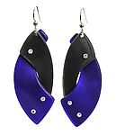 Acrylic Earrings by Debra Adelson