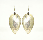Silver Earrings by Dennis Higgins