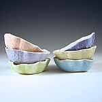 Ceramic Bowls by Carol Barclay