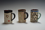 Ceramic Mug by Vaughan Nelson