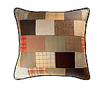 Wool Pillow by Margo Petitti