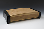 Wood Jewelry Box by Douglas W. Jones