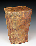 Ceramic Side Table by Larry Halvorsen