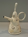 Ceramic Teapot by Lori Katz