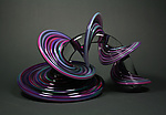Art Glass Sculpture by Thomas Kelly
