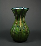 Art Glass Vase by Thomas Kelly