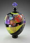 Art Glass Sculpture by Wes Hunting