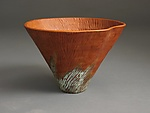 Wood Vessel by Michael Bauermeister