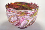 Art Glass Bowl by Bryan Goldenberg